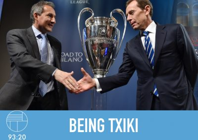 Transfer Special: Being Txiki Pt. 2
