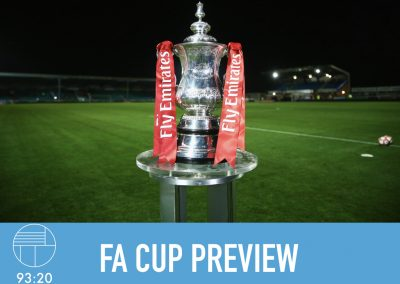 Special Edition: FA Cup Semi-Final Team Selection Preview