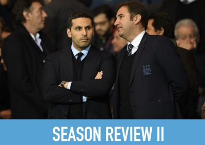 Season Review II