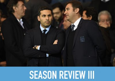 Season Review III