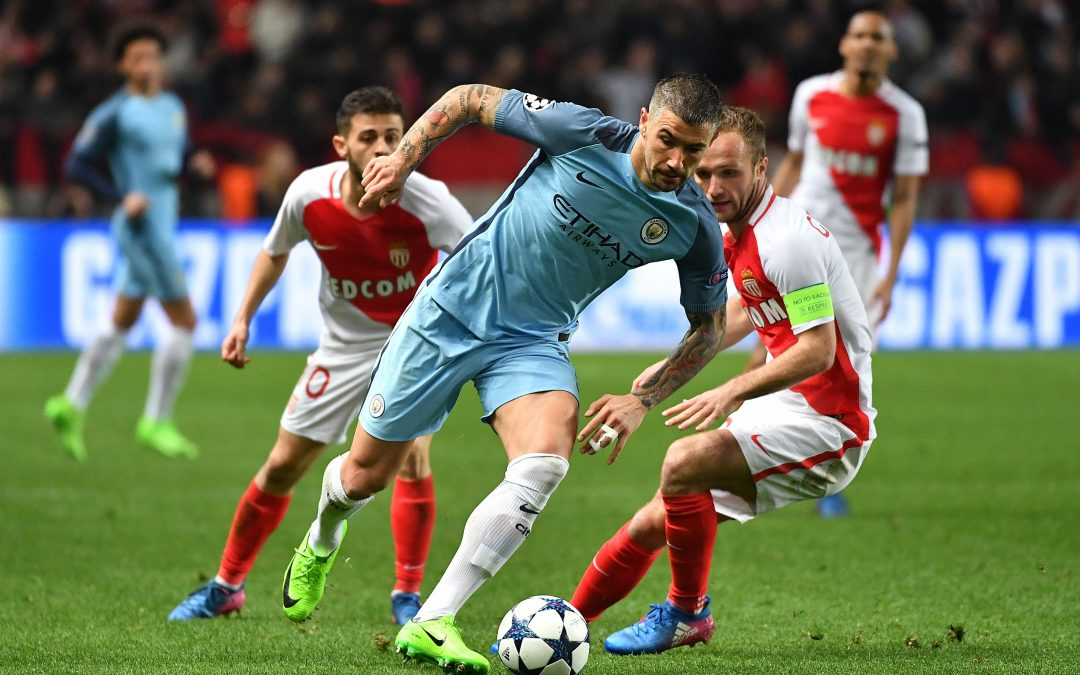 Alexander 'Jingle Bells' Kolarov