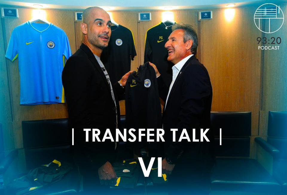 Transfer Talk VI